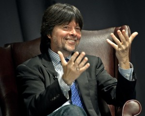 Ken Burns head shot (credit Univ. of TX - Arlington)