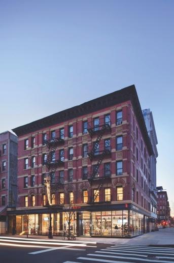 NYC Tenement Museum - exterior