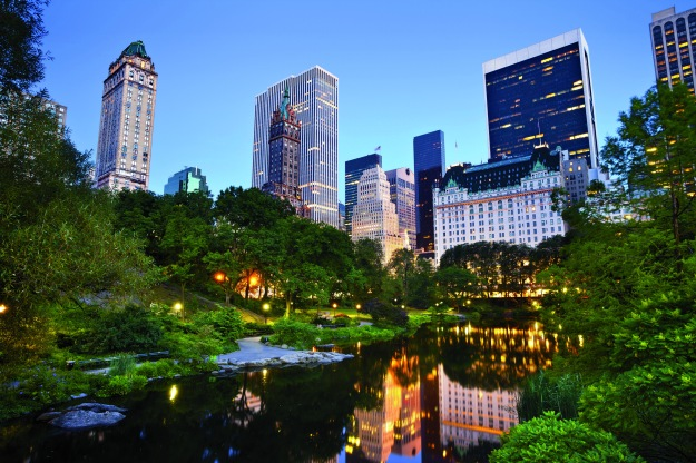 Photo by Rudy Balasko/Shutterstock New York, New York Central Park, an oasis in the middle of Manhattan. Source: WORLD'S BEST CITIES: Celebrating 220 Great Destinations