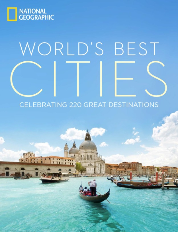 World's Best Cities Cover