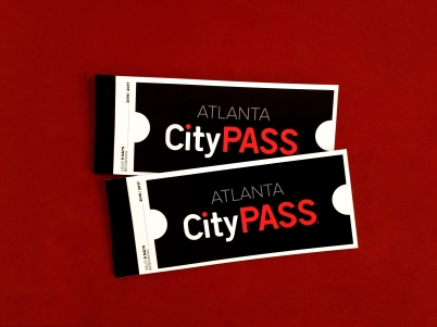 Atlanta CityPass Booklets
