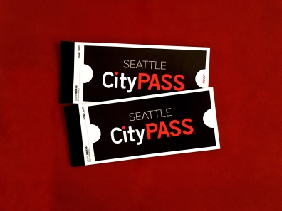 Seattle CityPass Booklets
