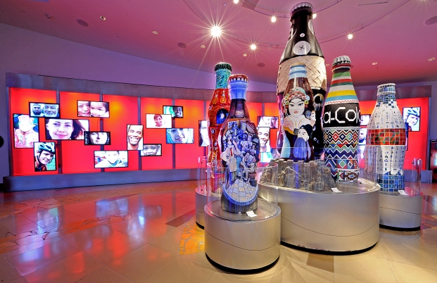 Photo credit: World of Coca-Cola