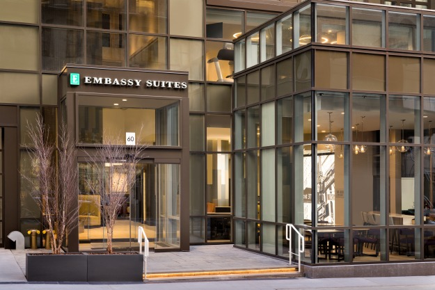 A Staycation at the Embassy Suites by Hilton New York – Midtown