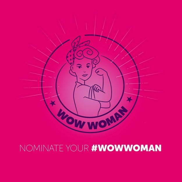 WOW air WOWwoman