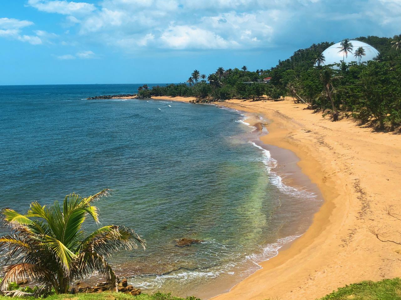 Domes Beach, Rincón- Credit Discover Puerto Rico